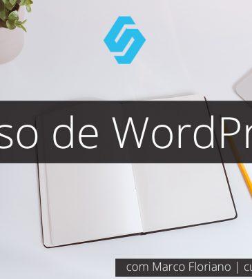 Curso Grátis de WordPress 2019