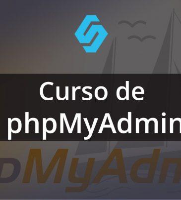 Curso de phpMyAdmin