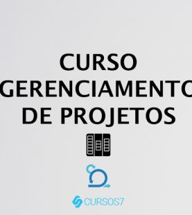 Curso Gerenciamento de Projetos